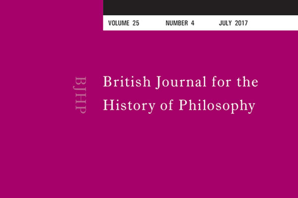 british journal hist philo